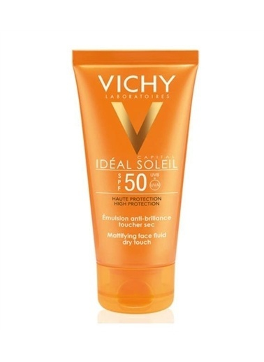 Vichy Vichy Capital Soleil Karma/Yağlı Spf 50+ 50 ml Renksiz